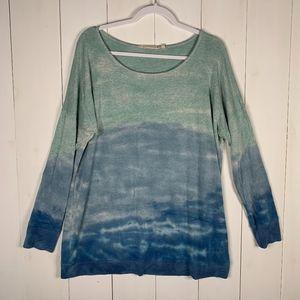 Soft Surroundings XL Rayon Blend Tunic Top